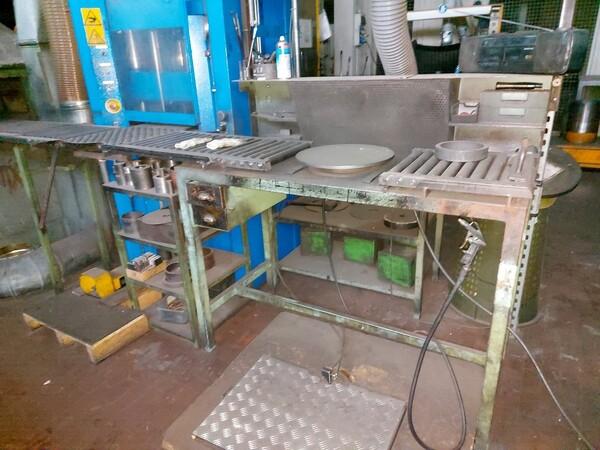 15#6026 Linea con forni Sofind e pressa Arga in vendita - foto 8