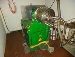 ZOZ shot blasting machine - Lot 16 (Auction 6026)