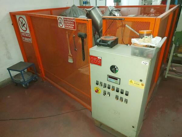 19#6026 Granulatore GMV in vendita - foto 1