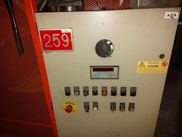 19#6026 Granulatore GMV in vendita - foto 2
