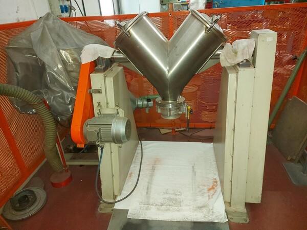 19#6026 Granulatore GMV in vendita - foto 3
