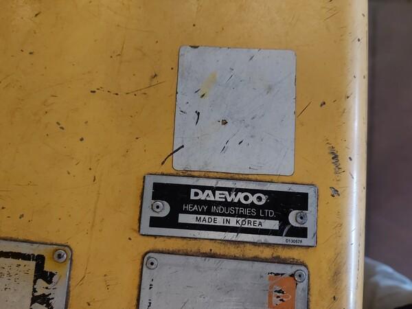 25#6026 Carrello elevatore Daewoo B305-2 in vendita - foto 5