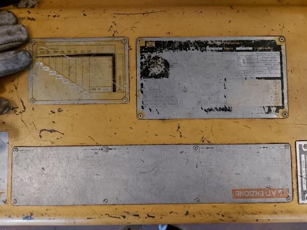 25#6026 Carrello elevatore Daewoo B305-2 in vendita - foto 6