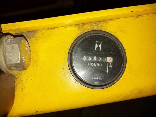 25#6026 Carrello elevatore Daewoo B305-2 in vendita - foto 8