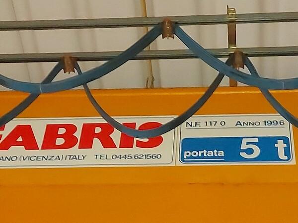 26#6026 Carroponte bitrave Fabris in vendita - foto 8