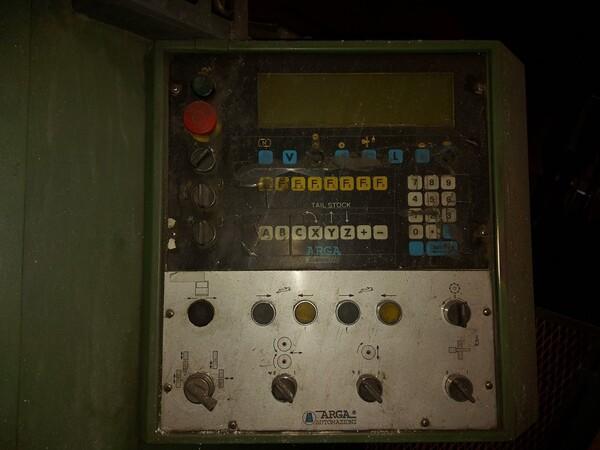 4#6026 Rettifica semiautomatica Arga Automazioni CAR20 in vendita - foto 5