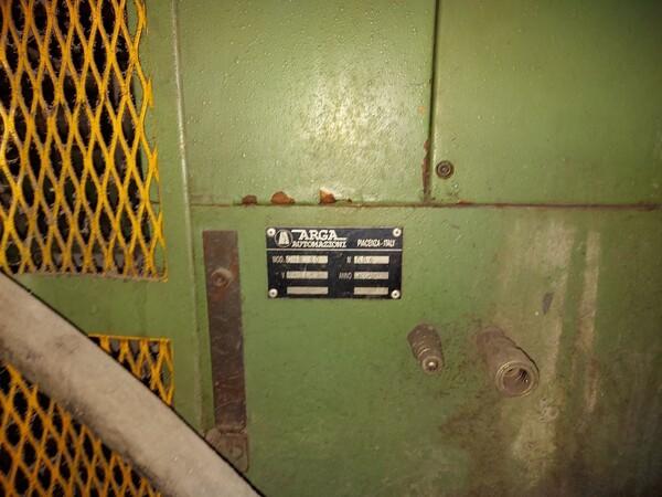 4#6026 Rettifica semiautomatica Arga Automazioni CAR20 in vendita - foto 11