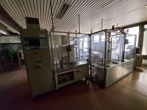 6#6026 Raddrizza dischi Automatismi Brazzale IF496 in vendita - foto 1
