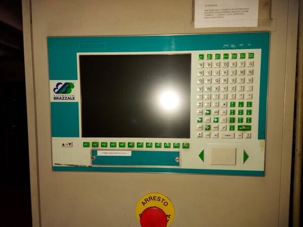 6#6026 Raddrizza dischi Automatismi Brazzale IF496 in vendita - foto 4
