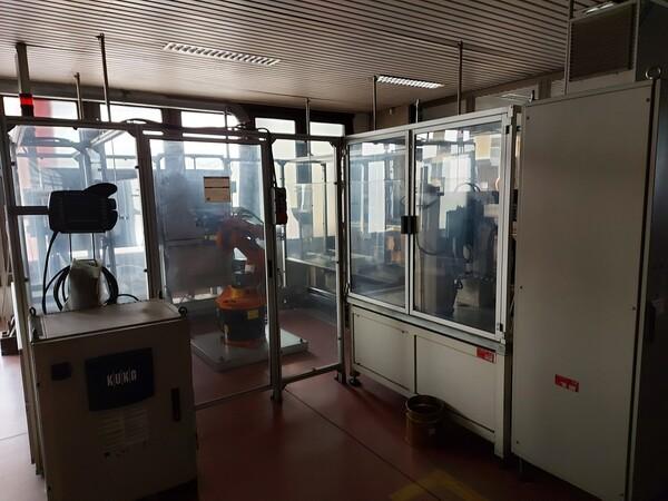 6#6026 Raddrizza dischi Automatismi Brazzale IF496 in vendita - foto 7
