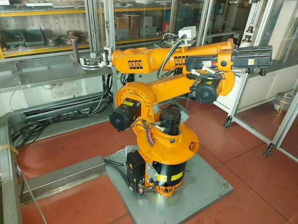 6#6026 Raddrizza dischi Automatismi Brazzale IF496 in vendita - foto 11