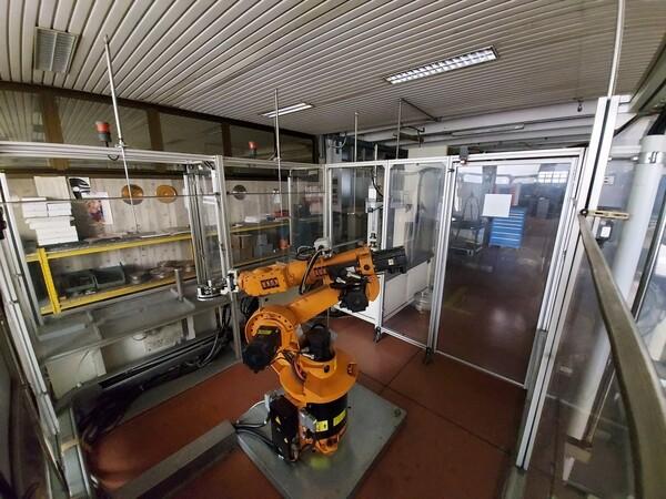 6#6026 Raddrizza dischi Automatismi Brazzale IF496 in vendita - foto 12