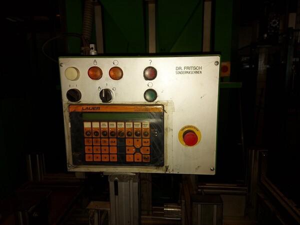 8#6026 Prestampante volumetrica Dr. Fritsch KPV160 in vendita - foto 4