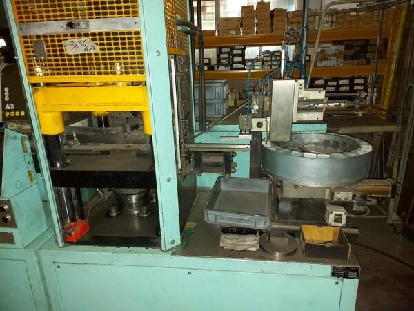 9#6026 Prestampante Tecnologie Industriali in vendita - foto 3