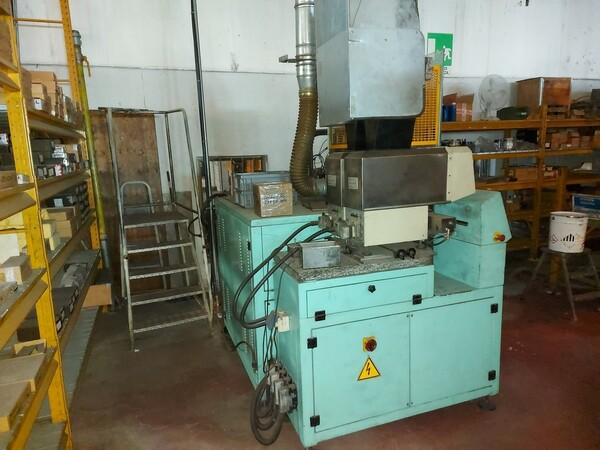 9#6026 Prestampante Tecnologie Industriali in vendita - foto 4