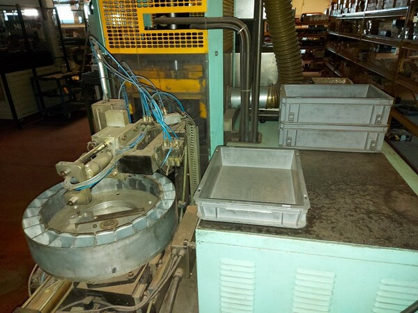 9#6026 Prestampante Tecnologie Industriali in vendita - foto 6