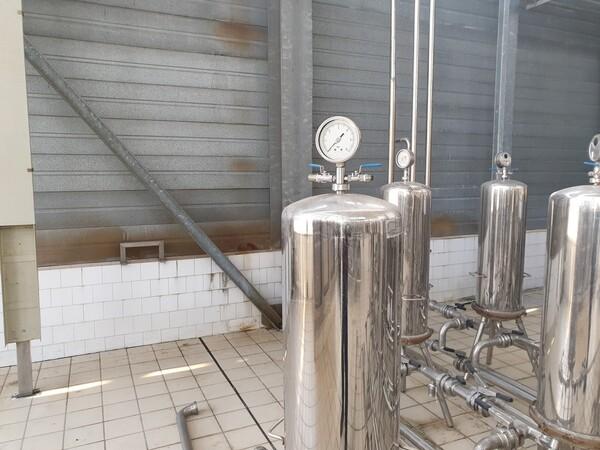 10#6027 Impianto micro filtrazione housing in vendita - foto 4
