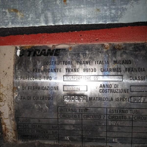 12#6027 Frigo Trane in vendita - foto 20