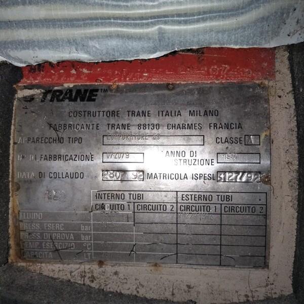 12#6027 Frigo Trane in vendita - foto 21