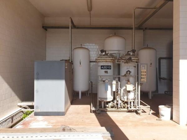 14#6027 Impianto per produzione azoto Italfilo in vendita - foto 1