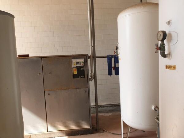 14#6027 Impianto per produzione azoto Italfilo in vendita - foto 5