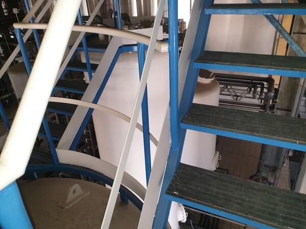 18#6027 Impianto di rettifica mosti Gianazza in vendita - foto 4
