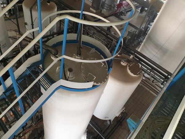 18#6027 Impianto di rettifica mosti Gianazza in vendita - foto 5