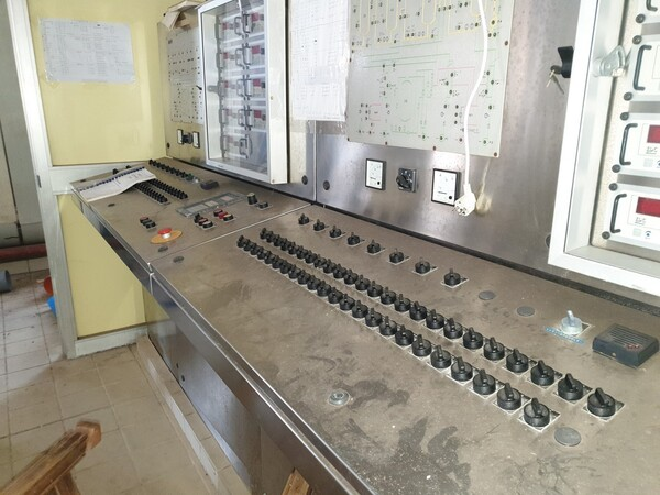 18#6027 Impianto di rettifica mosti Gianazza in vendita - foto 12