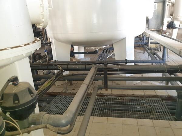 18#6027 Impianto di rettifica mosti Gianazza in vendita - foto 15