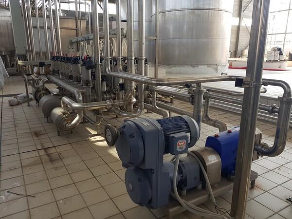 19#6027 Impianto per produzione succhi in vendita - foto 3