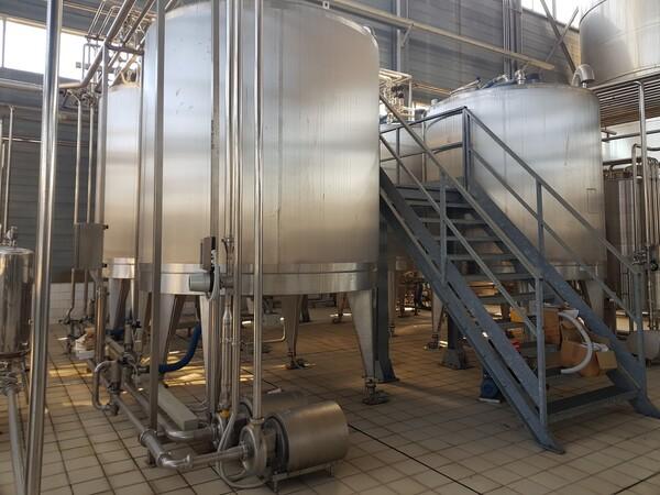 19#6027 Impianto per produzione succhi in vendita - foto 4