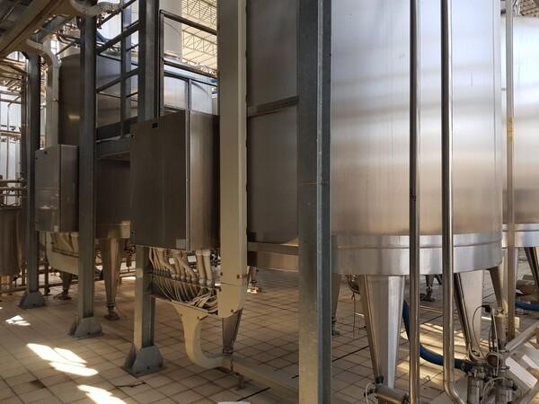 19#6027 Impianto per produzione succhi in vendita - foto 6
