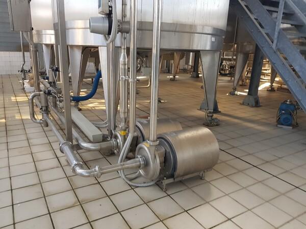 19#6027 Impianto per produzione succhi in vendita - foto 7