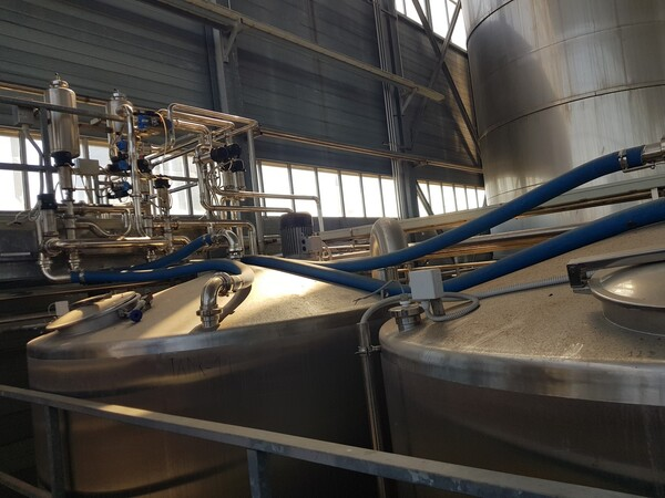 19#6027 Impianto per produzione succhi in vendita - foto 8