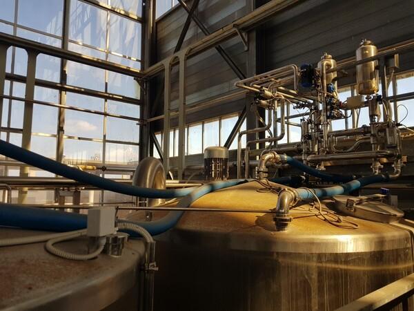 19#6027 Impianto per produzione succhi in vendita - foto 9