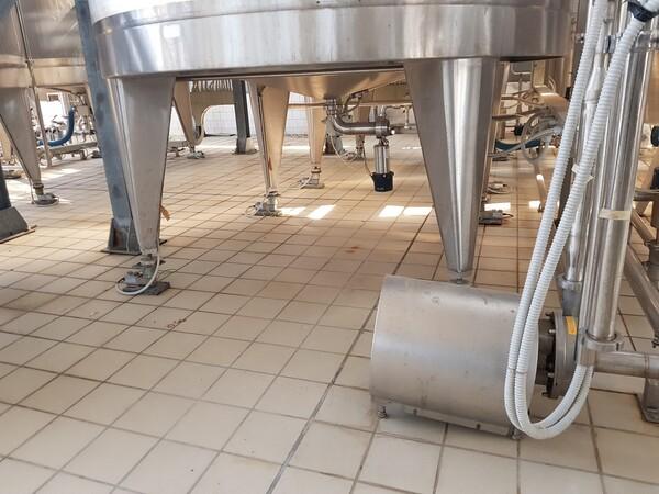 19#6027 Impianto per produzione succhi in vendita - foto 14
