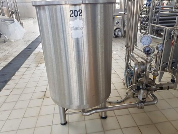 19#6027 Impianto per produzione succhi in vendita - foto 21