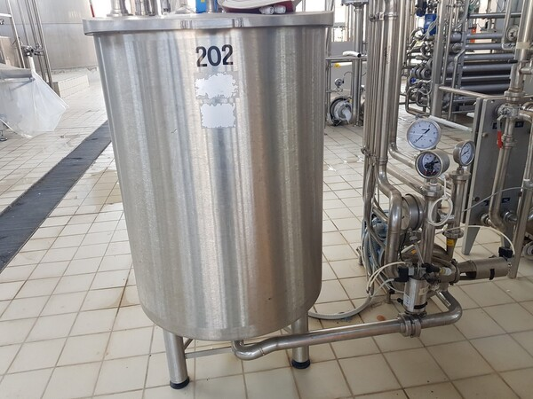 19#6027 Impianto per produzione succhi in vendita - foto 22