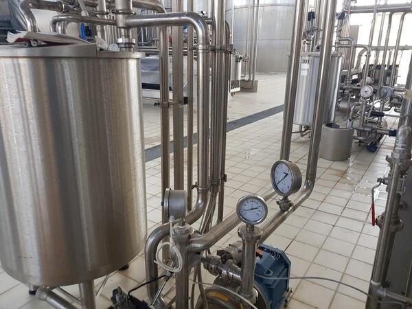 19#6027 Impianto per produzione succhi in vendita - foto 24