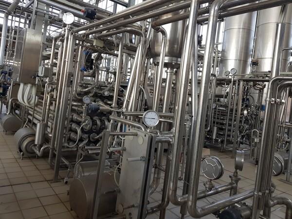 19#6027 Impianto per produzione succhi in vendita - foto 28
