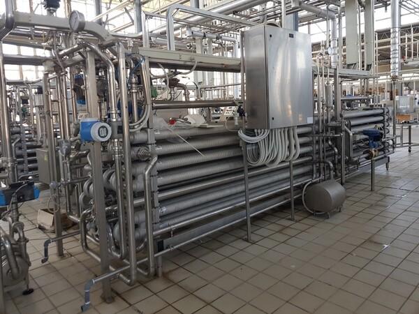 19#6027 Impianto per produzione succhi in vendita - foto 32