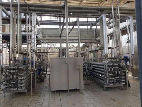 19#6027 Impianto per produzione succhi in vendita - foto 35
