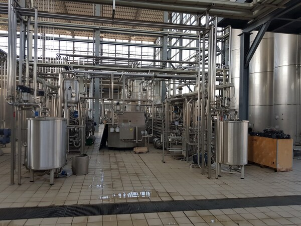 19#6027 Impianto per produzione succhi in vendita - foto 36