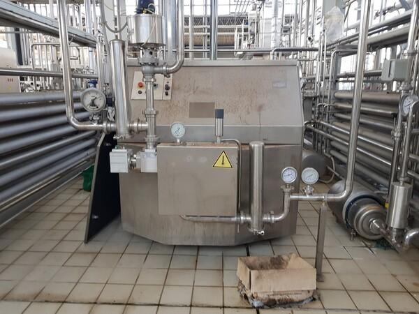 19#6027 Impianto per produzione succhi in vendita - foto 37