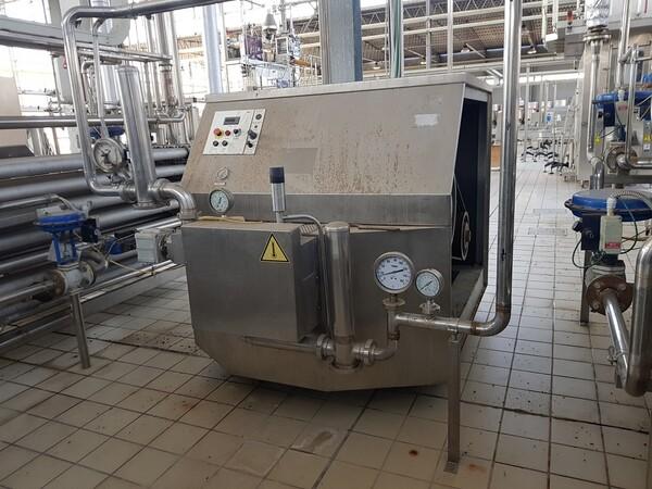 19#6027 Impianto per produzione succhi in vendita - foto 38