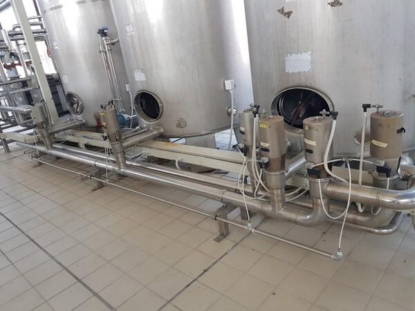 19#6027 Impianto per produzione succhi in vendita - foto 41