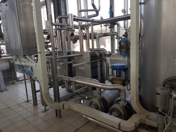 19#6027 Impianto per produzione succhi in vendita - foto 42