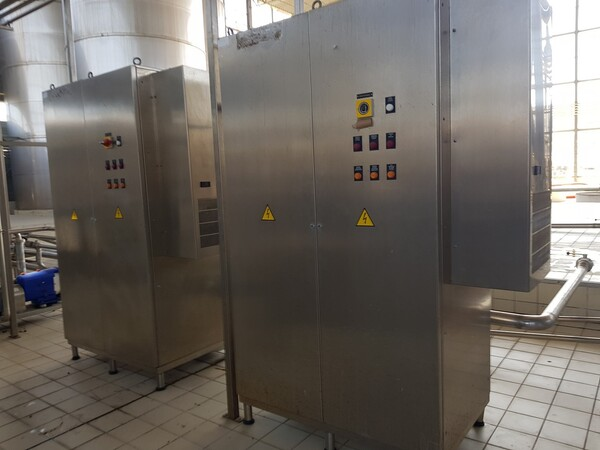 19#6027 Impianto per produzione succhi in vendita - foto 43
