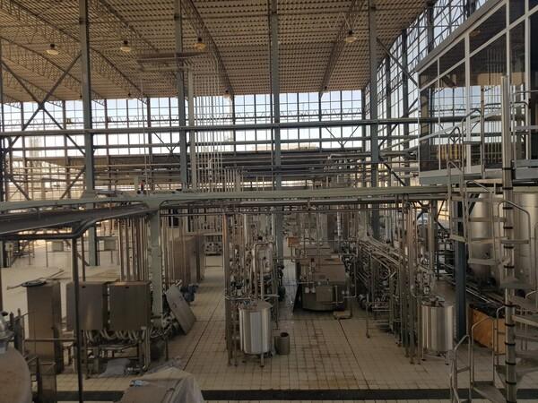 19#6027 Impianto per produzione succhi in vendita - foto 46