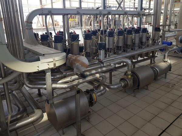 19#6027 Impianto per produzione succhi in vendita - foto 49